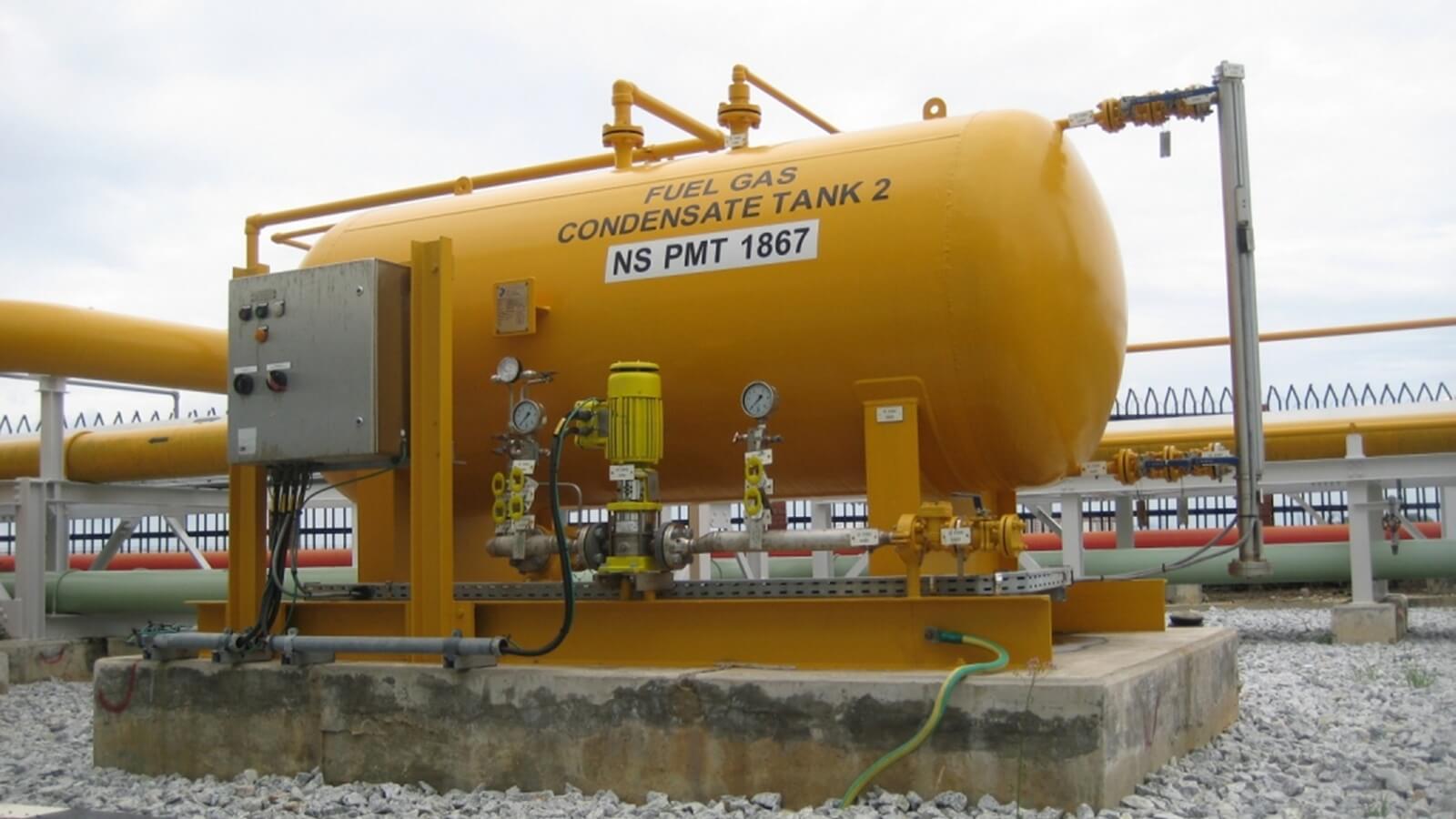 Water Leak Detector >> Condensate Storage | Petrogas