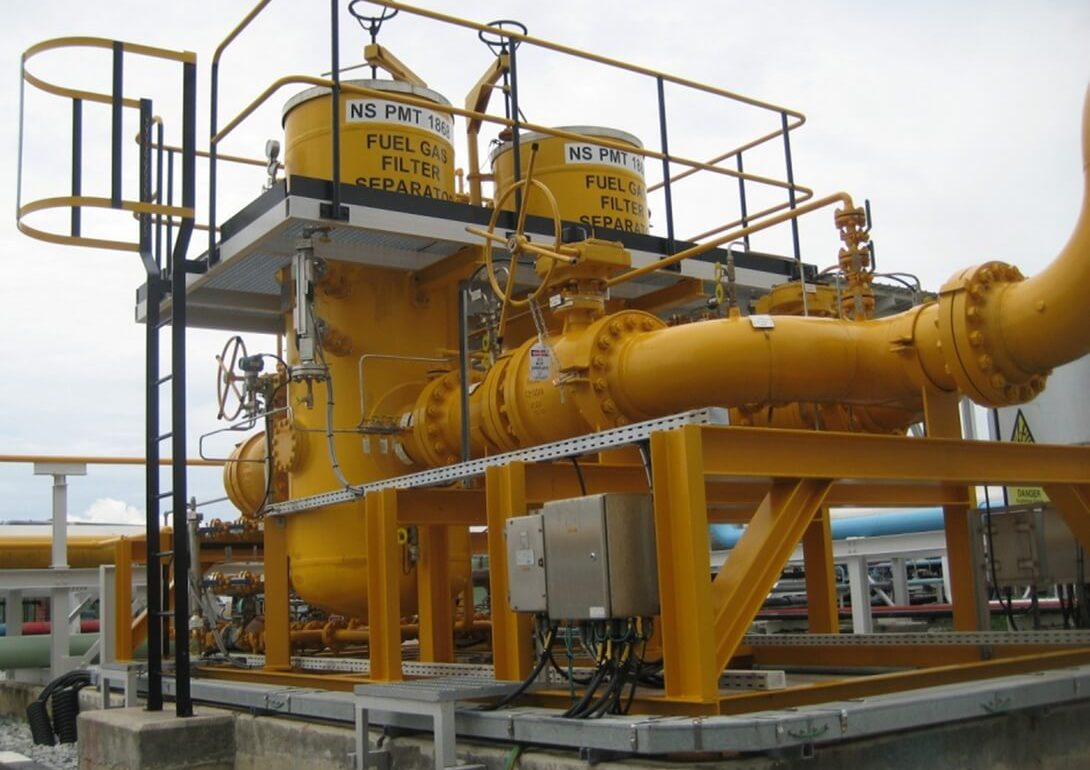 Fuel Gas Conditioning | Petrogas