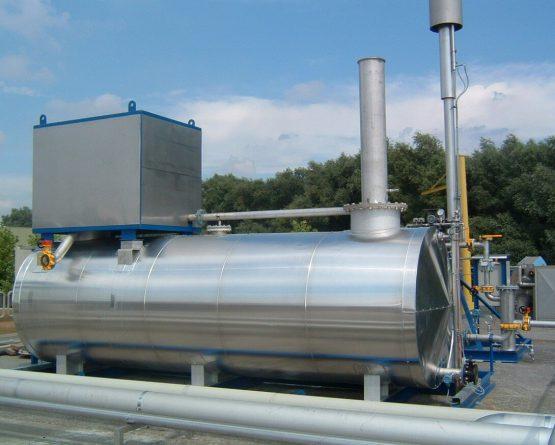 Biogas Conditioning   Petrogas