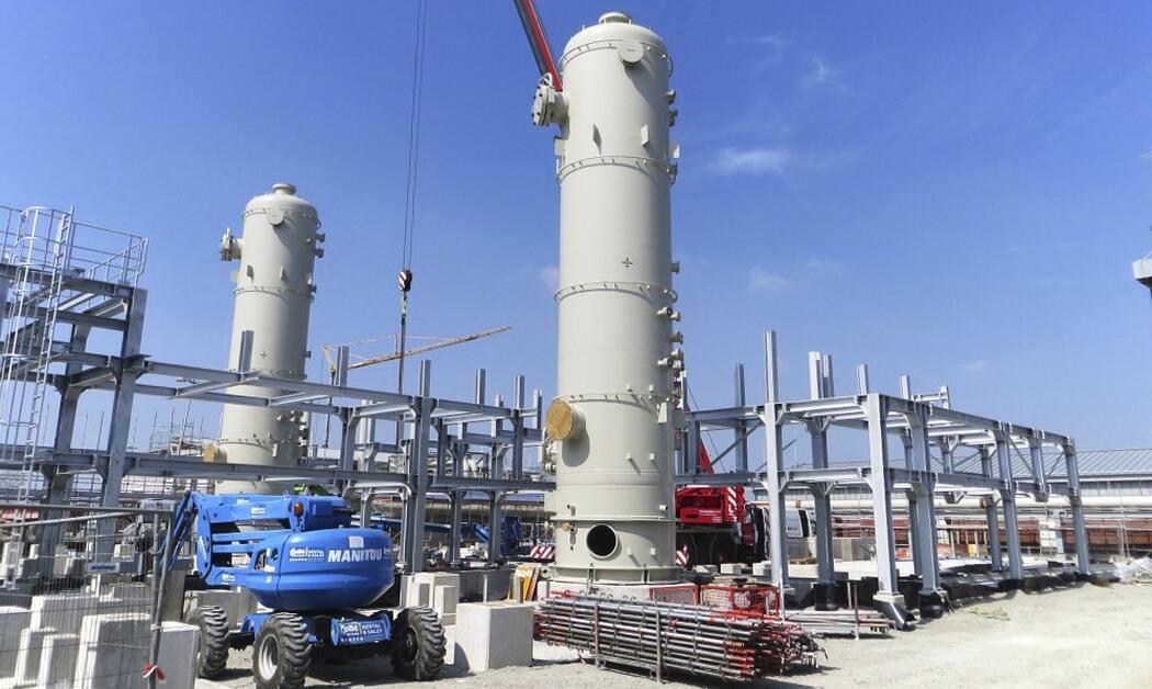 Glycol Dehydration Amp Regeneration Petrogas